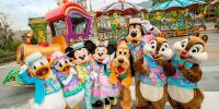 Hong Kong Disneyland Happy Springtime 2017 800×400