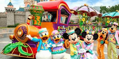 Hong Kong Disneyland Springtime 2017 800x400