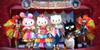 JB Sanrio Hello Kitty Town Purrfect Stage with friends