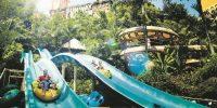 Sunway Lagoon Water Slide