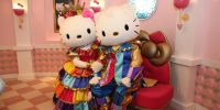 www.tribaeast.com JB Sanrio Hello Kitty Town couple suits