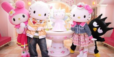 www.tribaeast.com JB Sanrio Hello Kitty Town with Dear Daniel