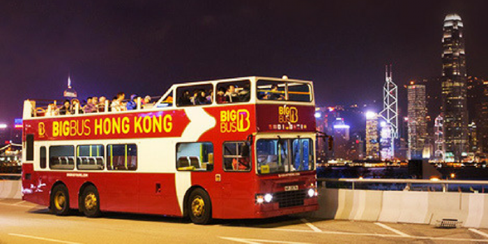 Hong Kong Big Bus Night Tour 800×400