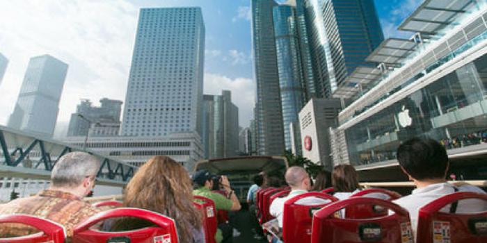 Hong Kong Big Bus Tour Open Roof Top 800×400