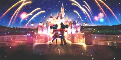 Hong Kong Disneyland Fireworks Show 800x400