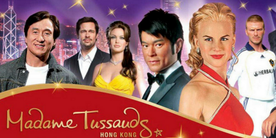 Hong Kong Madame Tussauds 800x400