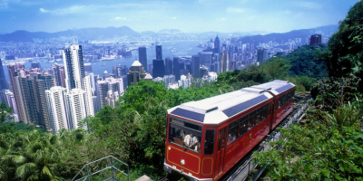 Hong Kong The Peak Tram Ride 800x400