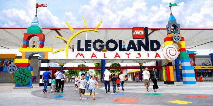 LEGOLAND Theme Park Entrance