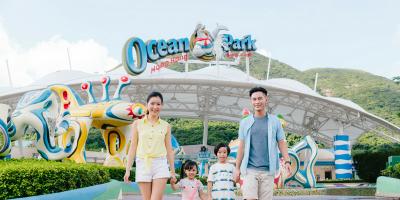 Ocean Park Family Fun