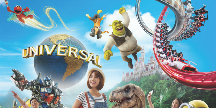 Singapore Universal Studios Singapore 1Day E-Ticket 800×400