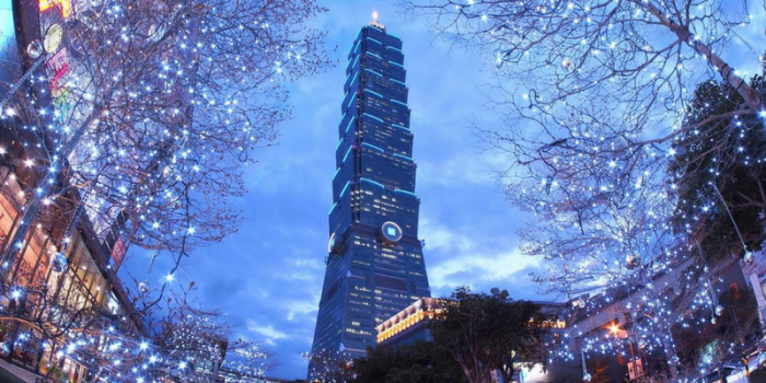 Taiwan Taipei 101 Outlook 800×400