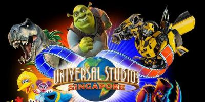 Universal Studios Singapore 1Day E-Ticket Poster 800x400