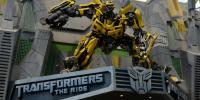 Universal Studios Singapore 1Day E-Ticket Transformers Ride