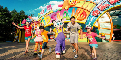 China Guangzhou Chimelong Paradise Kidsland 800x400
