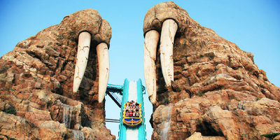 China Zhuhai Chimelong Ocean Kingdom Fun Rides 800x400