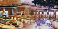 Hong Kong Bauhinia Harbor Cruise Buffet Dinner 800×400