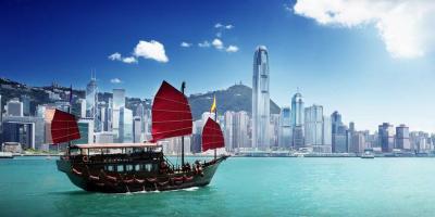 Hong Kong Victoria Harbour 800x400