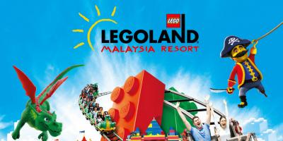 Malaysia Johor Legoland Theme Park 800x400