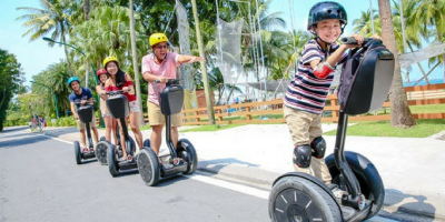 Singapore Gogreen Segway Eco Adventure Kids on Wheels 800x400