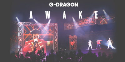 Singapore Sentosa K-Live Hologram - G-DRAGON AWAKE 800x400