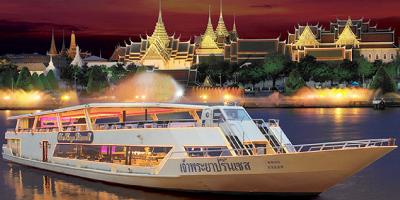 Thailand Chao Phraya Princess Dinner Cruise 800x400