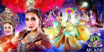 Thailand Pattaya Alcazar Cabaret Show 800x0400