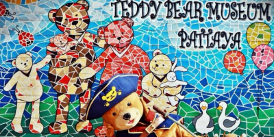 Thailand Pattaya Teddy Bear Museum 800x400