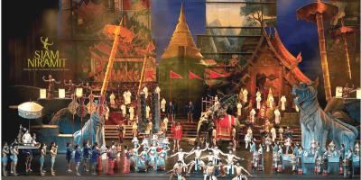Thailand Phuket Siam Niramit Show 800x400