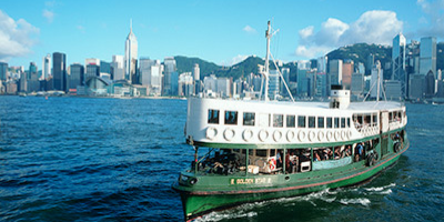 hong Kong Star Ferries 800x400
