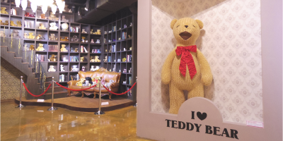Korea Seoul Teddy Bear Teseum I love Teddy Bear 800x400