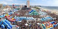Korea Summer Best Boryeong Mud Festival Daecheon Beach 800×400