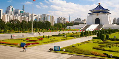 Taiwan Chiang Kai Shek Memorial Hall 800x400