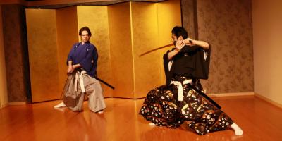 Japan Kyoto Samurai Kembu Show 800x400