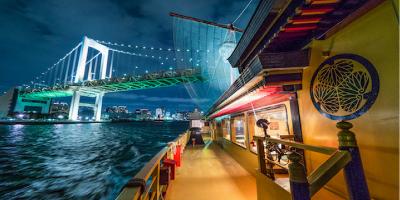 Japan Tokyo Bay Cruise Tokyo Bridge View 800x400