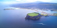 Korea Jeju Island Sungsan Sunrise Peak 800×400