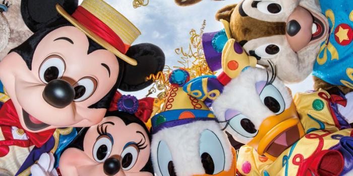 Hong Kong Disneyland Mickey and Friends 800×400