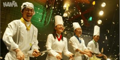 Korea Seoul Cookin Nanta Show Cooking Chef 800x400