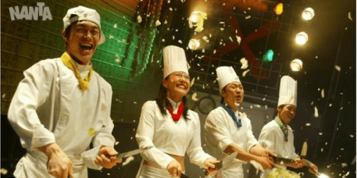 Korea Seoul Cookin Nanta Show Cooking Chef 800×400