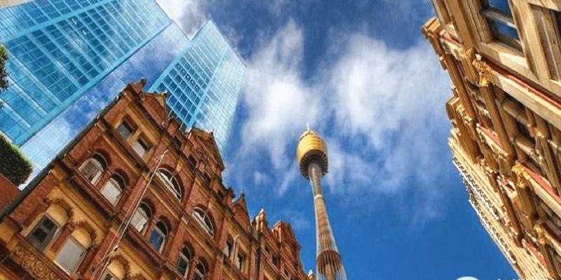 Kết quả hình ảnh cho Sydney Tower