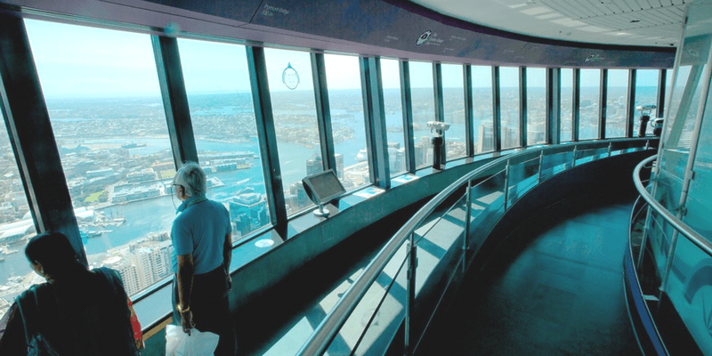 Australia Sydney Tower Eye Observation Deck 800x400 - Triba East