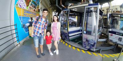 Hong Kong Ngong Ping 360-2Ways Cable Car Ride Family Fun 800x400