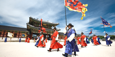 Korea Seoul Gyeongbok Palace 800x400