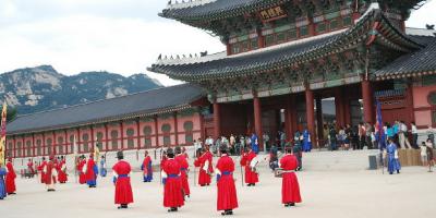Korea Seoul Gyeongbokgong Palace 800x400