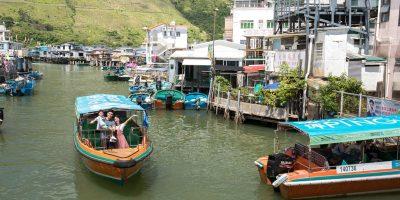 Ngong Ping Boat Ride