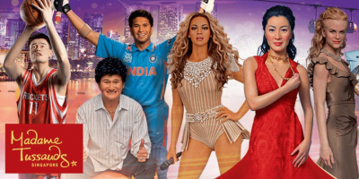Singapore Madame Tussauds 800x400