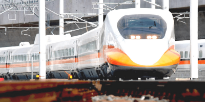 Taiwan High Speed Rail 3-Days Pass 800x400