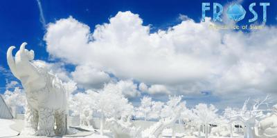Thailand Pattaya Frost Magical Ice of Siam Garden 800x400