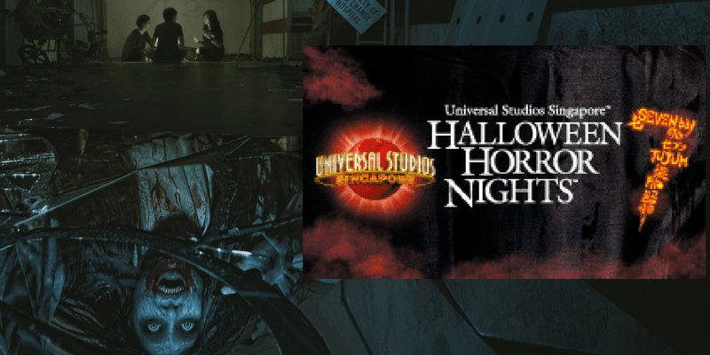 universal studios singapore halloween horror nights 7 event ticket triba east - Halloween Universal Studios Tickets