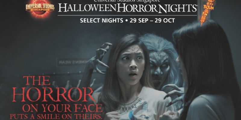 Universal Studios Singapore Halloween Horror Nights® 7 Event ...