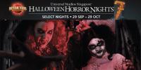 Universal Studios Singapore Halloween Horror Nights® 7 Event ...